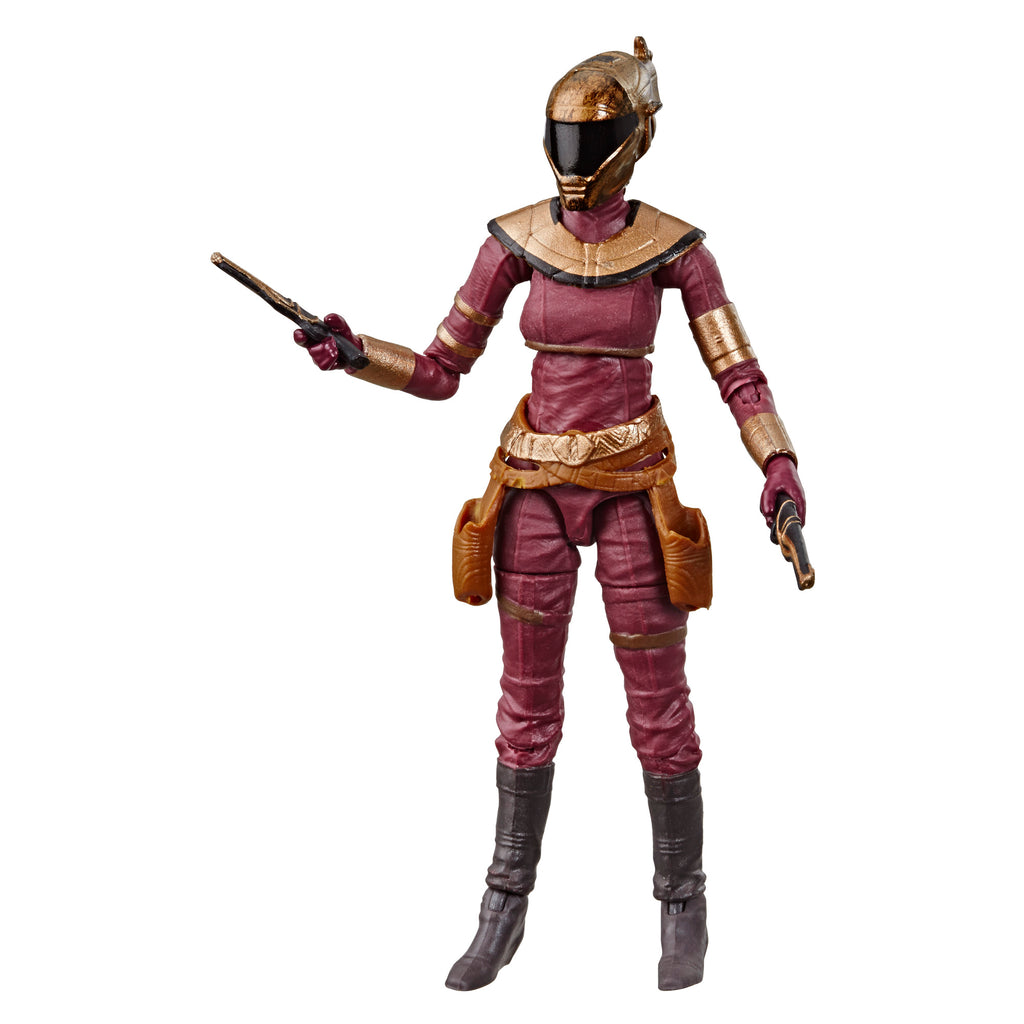 Star Wars The Vintage Collection Zorii Bliss Figure