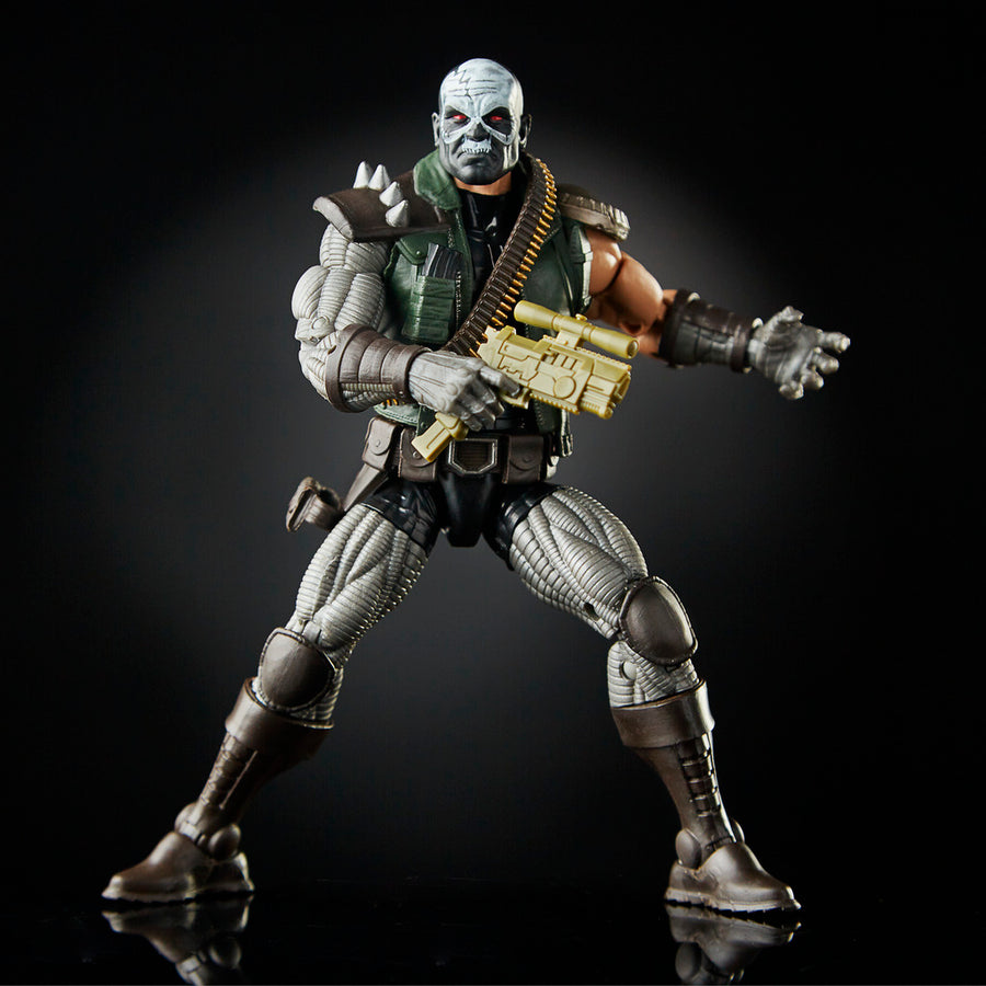 Marvel Legends Series Skullbuster Figure