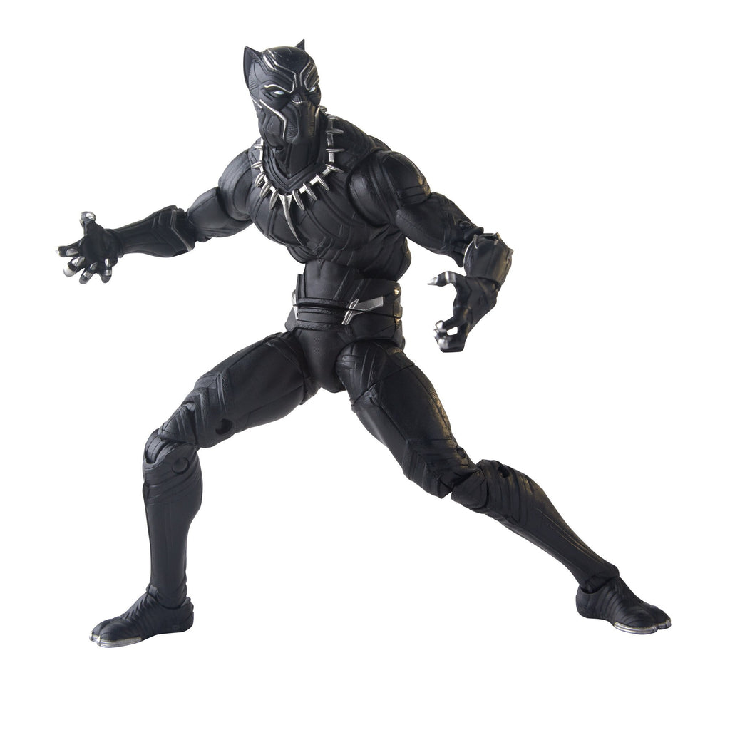 Marvel Legends Series Black Panther Black Panther Figure