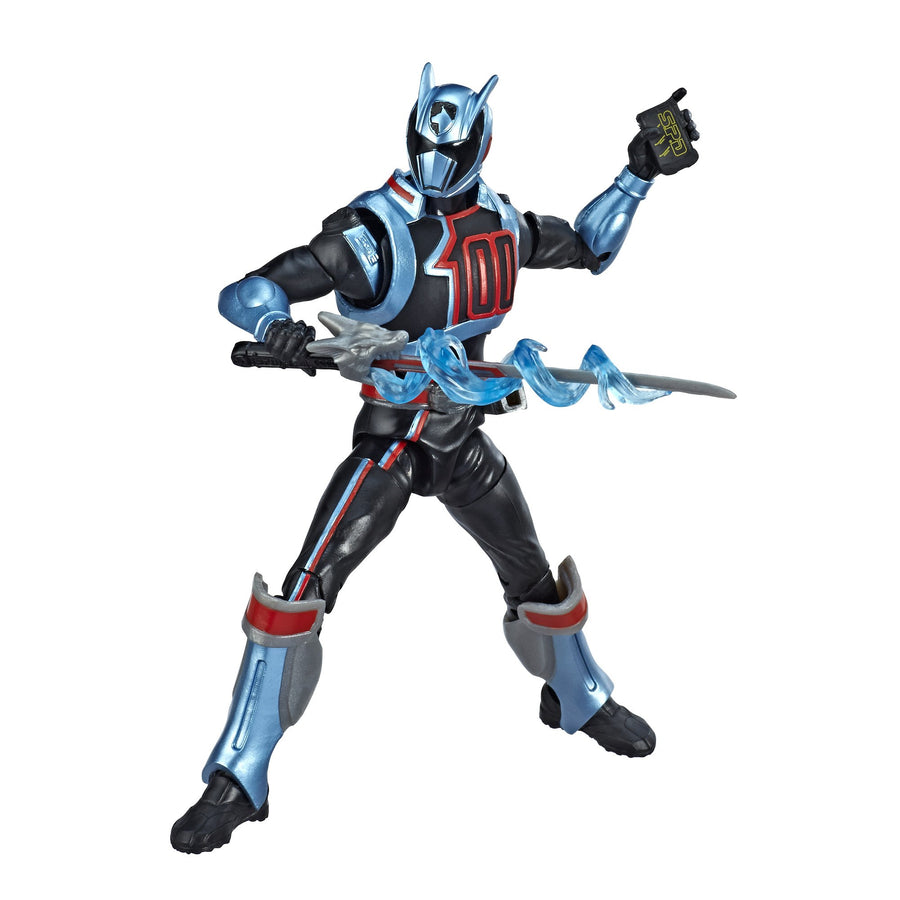 Power Rangers Lightning Collection S.P.D. Shadow Ranger Figure