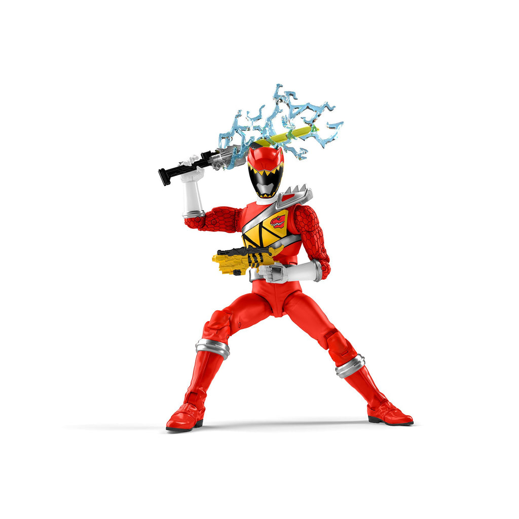 Power Rangers Lightning Collection Dino Charge Red Ranger Figure