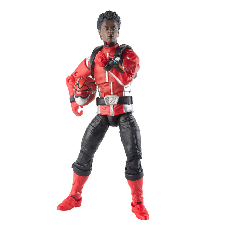 Power Rangers Lightning Collection Beast Morphers Red Ranger Figure