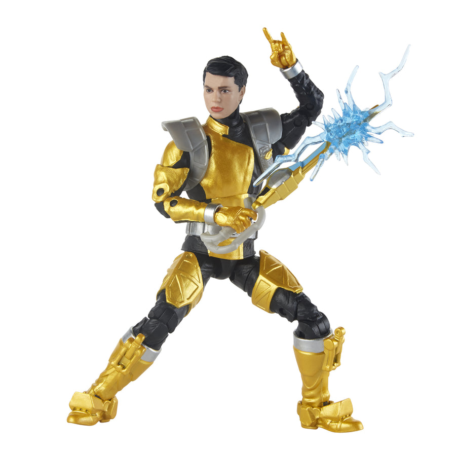 Power Rangers Lightning Collection Beast Morphers Gold Ranger
