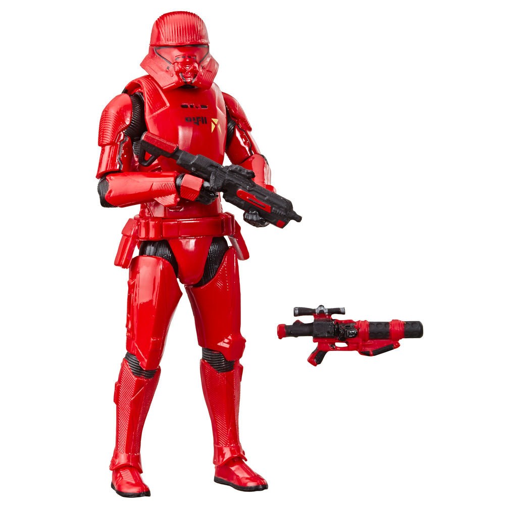 Star Wars The Vintage Collection Sith Jet Trooper Figure and Accessories