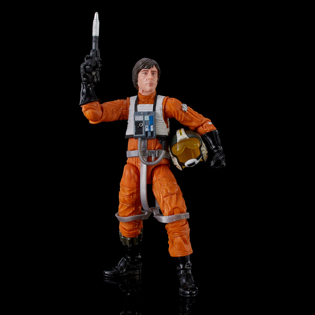 Star Wars The Black Series Wedge Antilles Figure