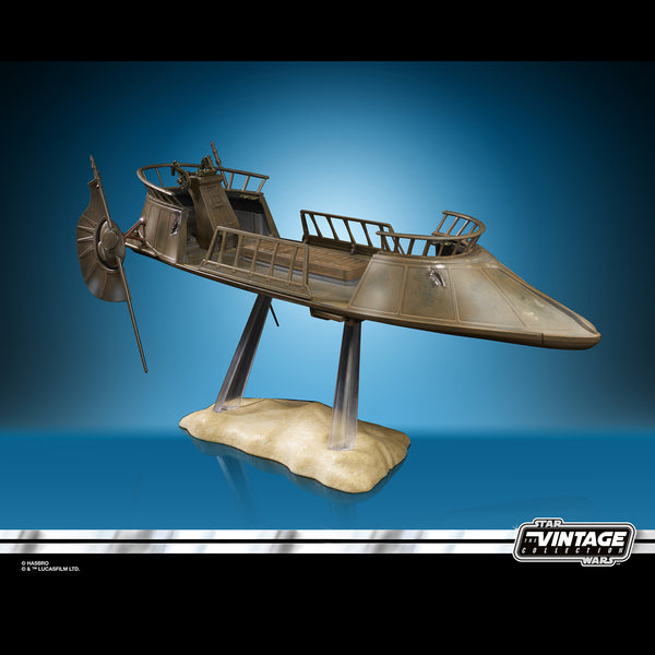 Star Wars The Vintage Collection Jabba/'s Tatooine Skiff Collectible Vehicle NEW