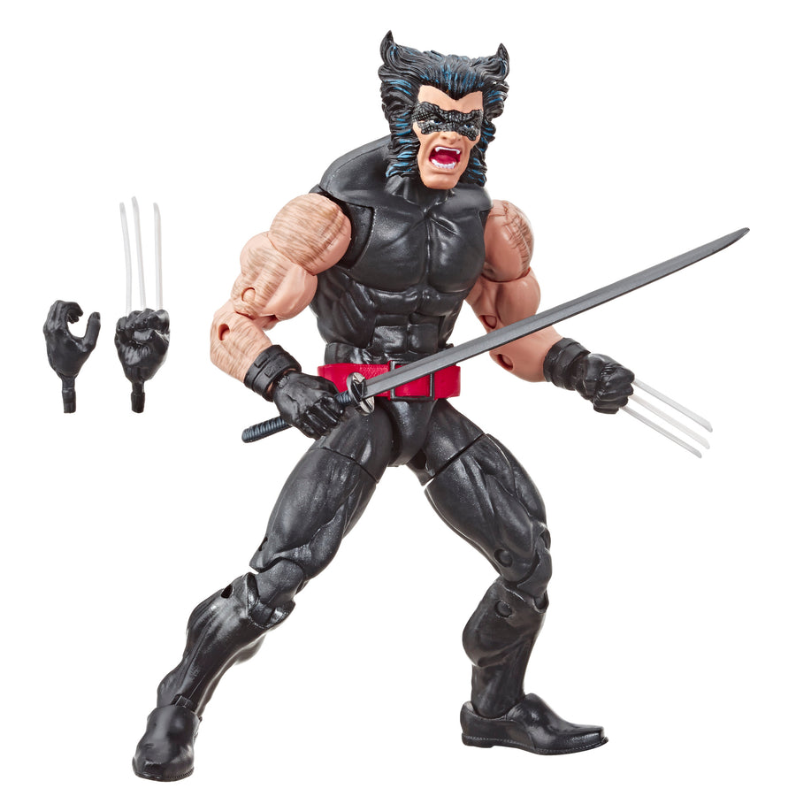Marvel Retro Collection Wolverine Figure with Accessories