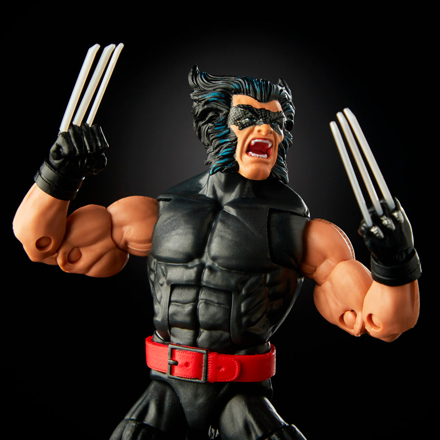 Marvel Retro Collection Wolverine Figure