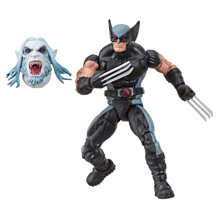 Marvel Legends Series Wolverine Figure