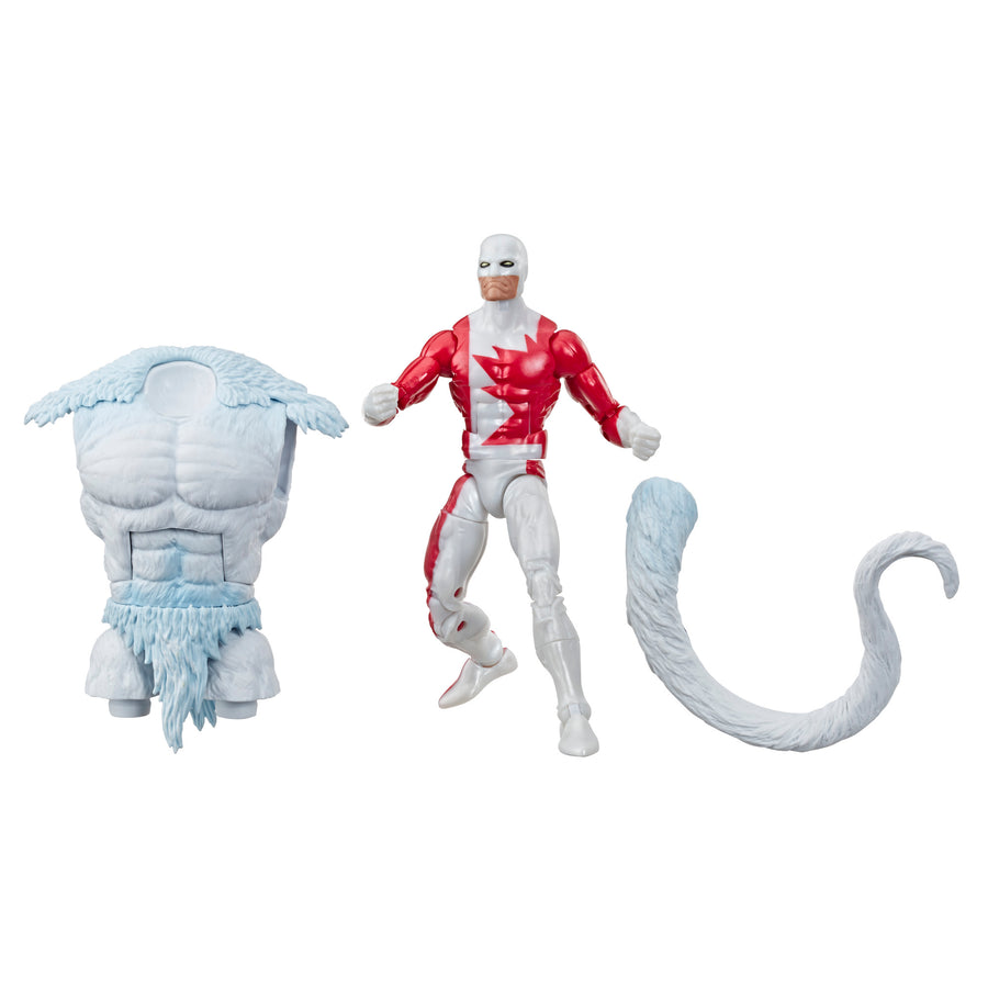 Marvel Legends Series Guardian Figure and Accessories