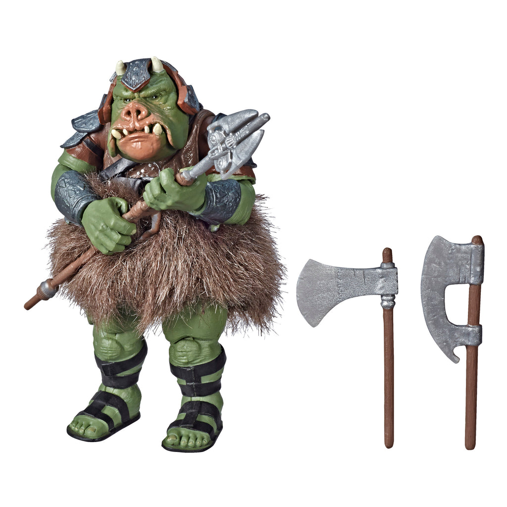 "Gamorrean Guard 1 Supplied Star Wars Loose 3.75/"" Action Figure"
