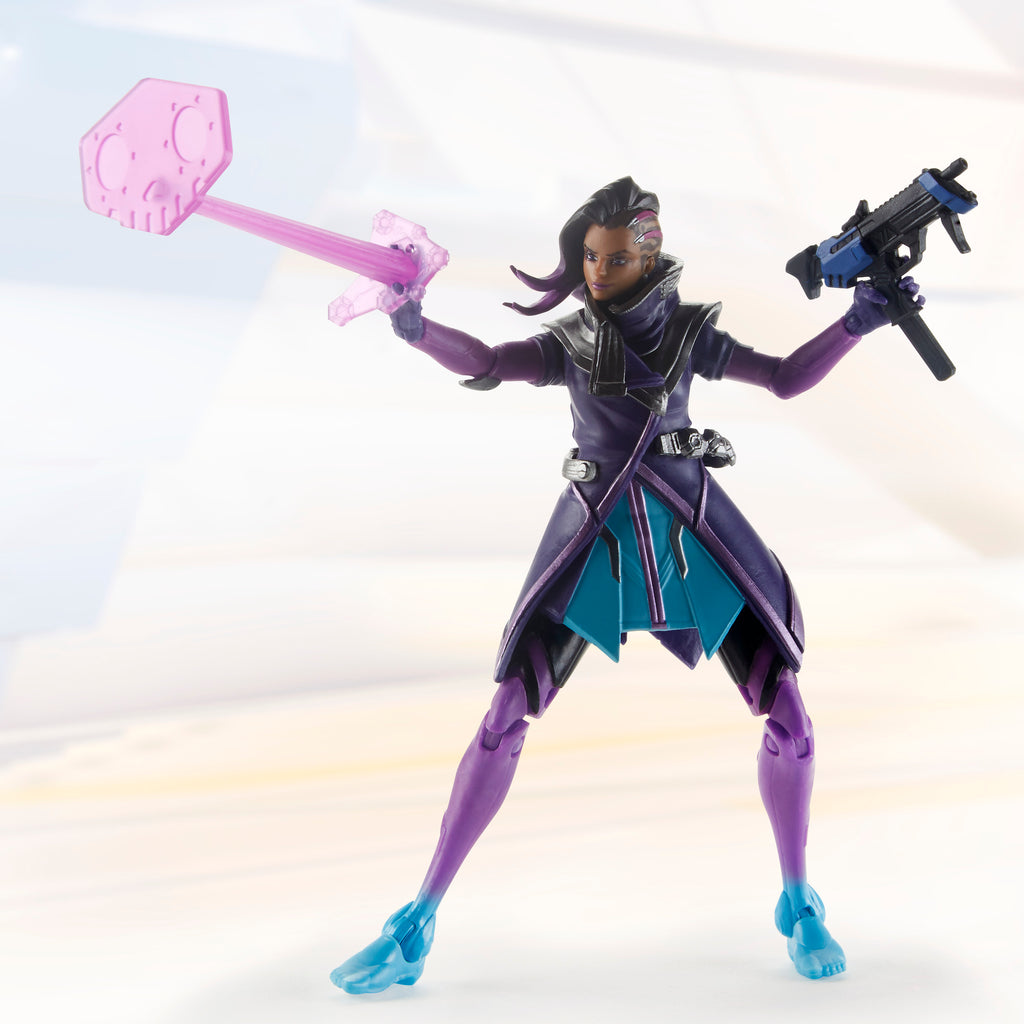 Overwatch Ultimates Series Sombra Figure Blizzard Video Game Character