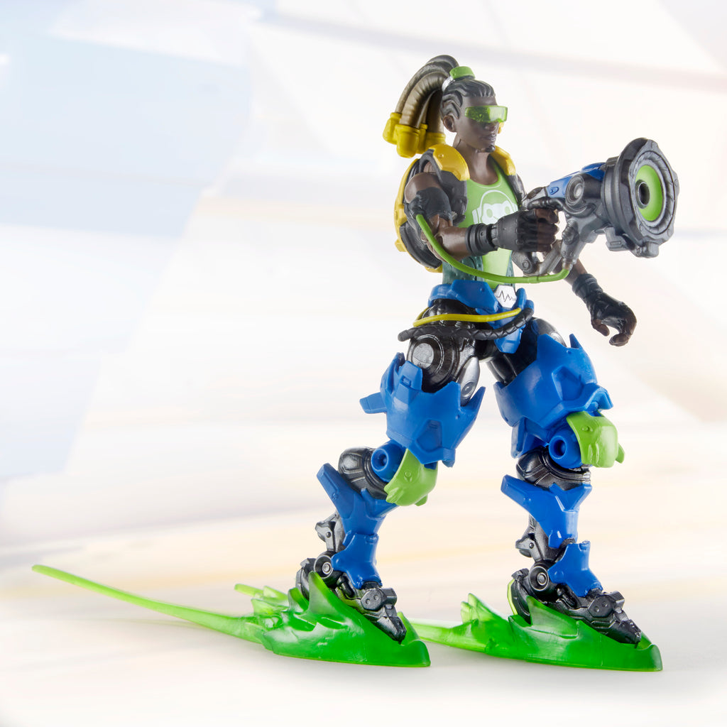 Overwatch Ultimates Series Lucio Figure Blizzard Video Game Character