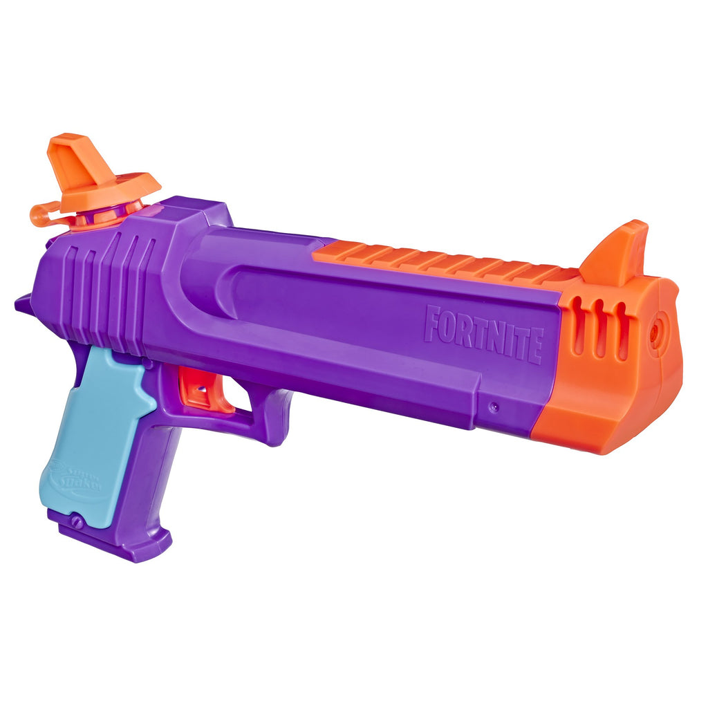 Nerf Fortnite HC-E Super Soaker Water Blaster Stealth Soakage