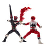 Power Rangers Lightning Collection In Space Psycho Red Ranger and Lost Galaxy Red Ranger Battle Pose