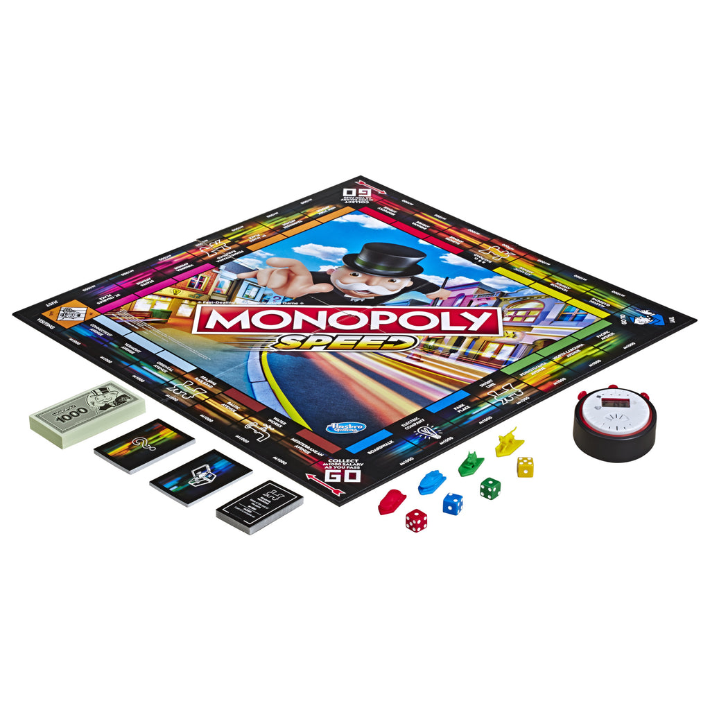 Monopoly Speed Board Game