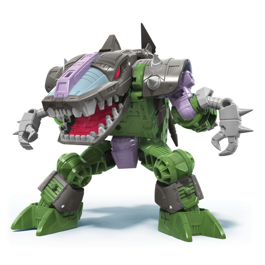 Transformers Generations War for Cybertron Deluxe WFC-E19 Quintesson Allicon Beast Mode
