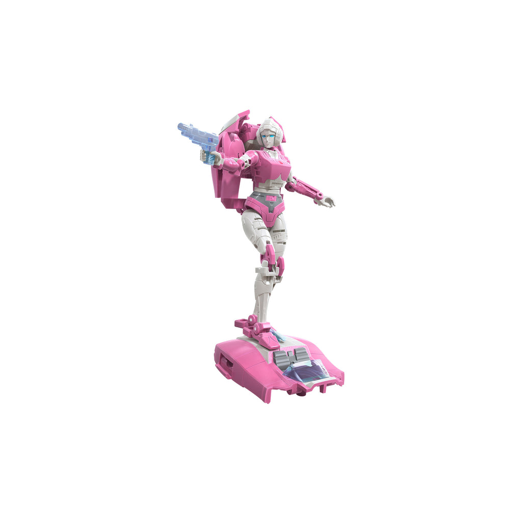 Transformers Generations War for Cybertron Deluxe WFC-E17 Arcee Figure