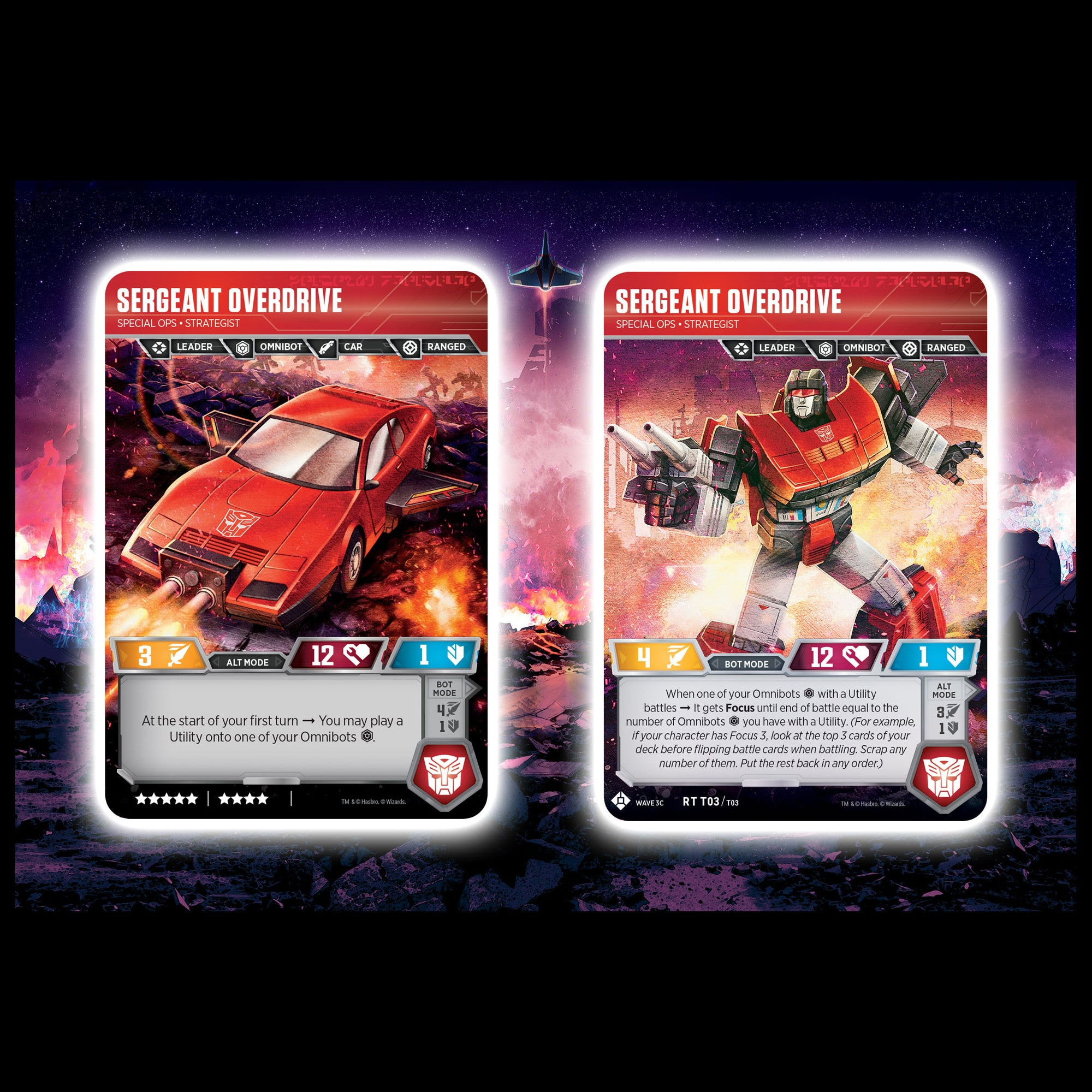 Transformers War for Cybertron: Siege Booster Pack