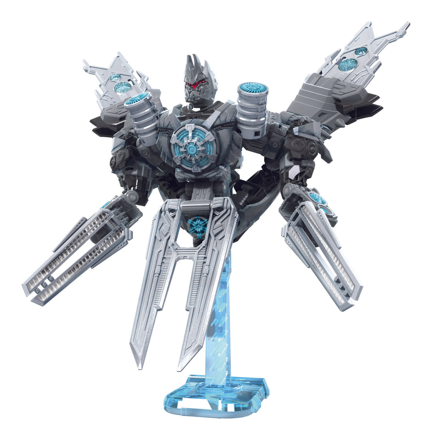 Transformers Studio Series Deluxe Revenge of the Fallen Soundwave Satellite Mode