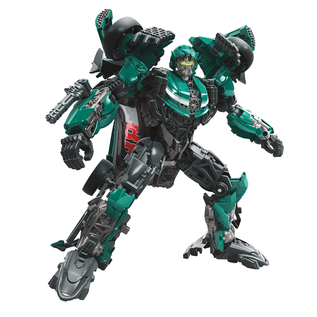 Transformers Studio Series Deluxe Class Roadbuster Action Figure