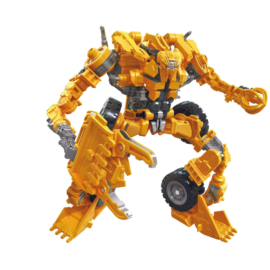 Transformers Studio Series 60 Voyager Class Constructicon Scrapper Figure