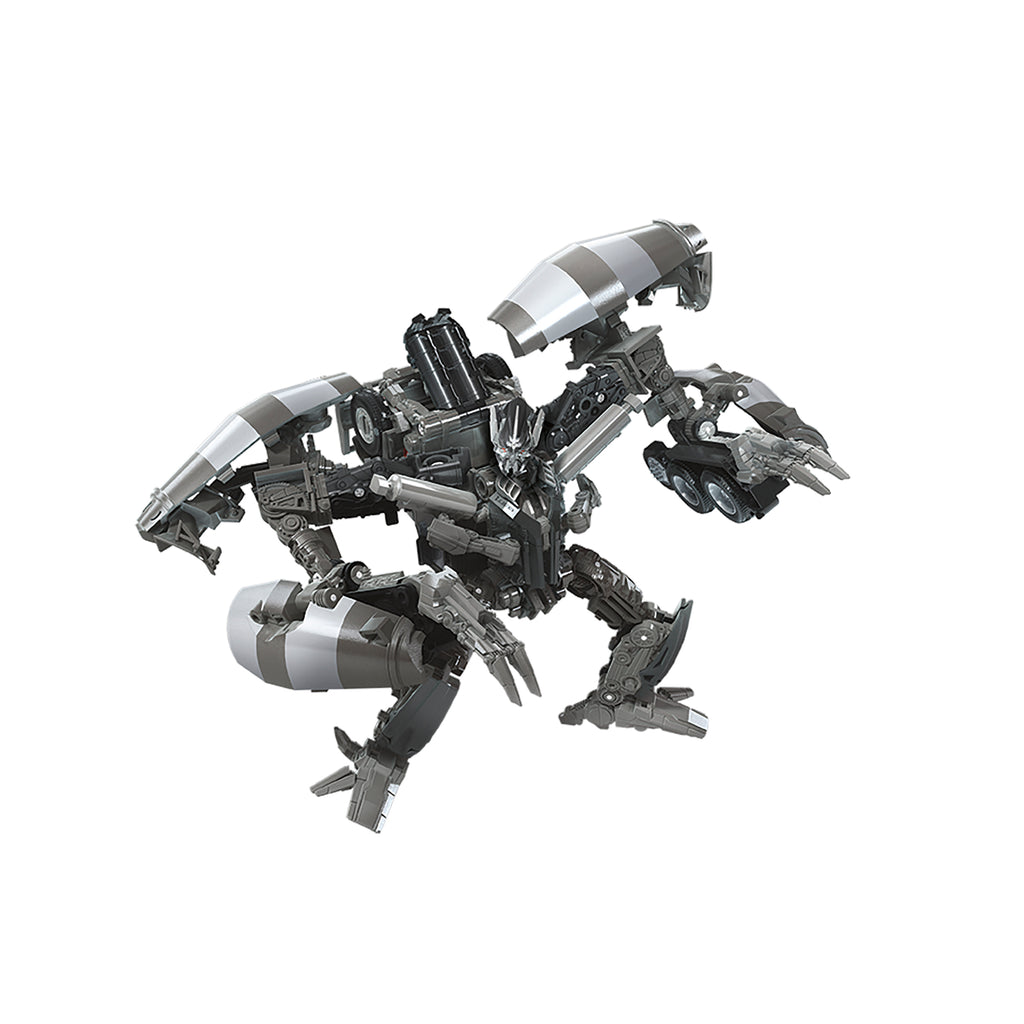 Transformers Studio Series 53 Voyager Class Constructicon Mixmaster Robot Mode