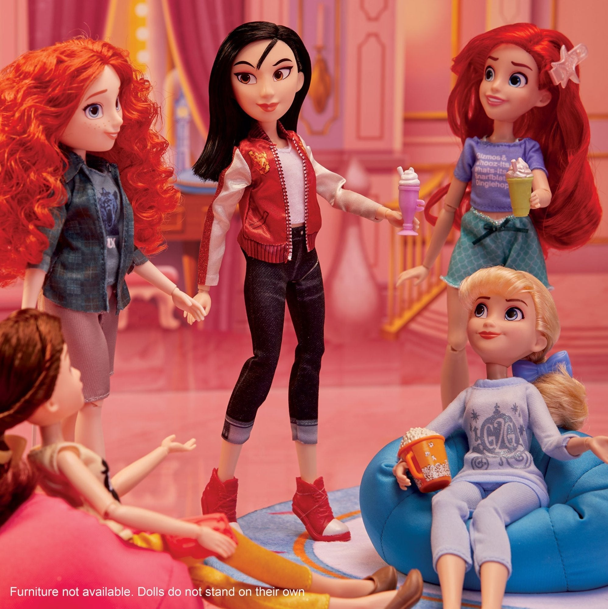 bdfb4f585 Ralph Breaks The Internet Ultimate Fashion Doll Pack – Hasbro Pulse