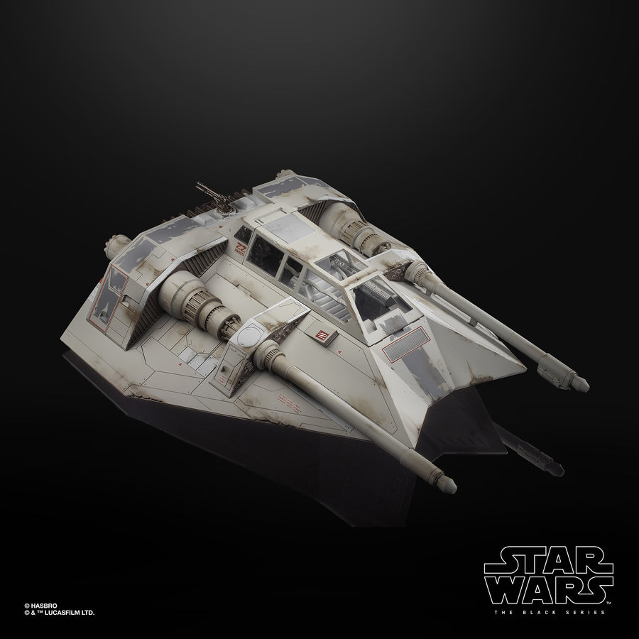 Star Wars The Black Series Snowspeeder Vehicle