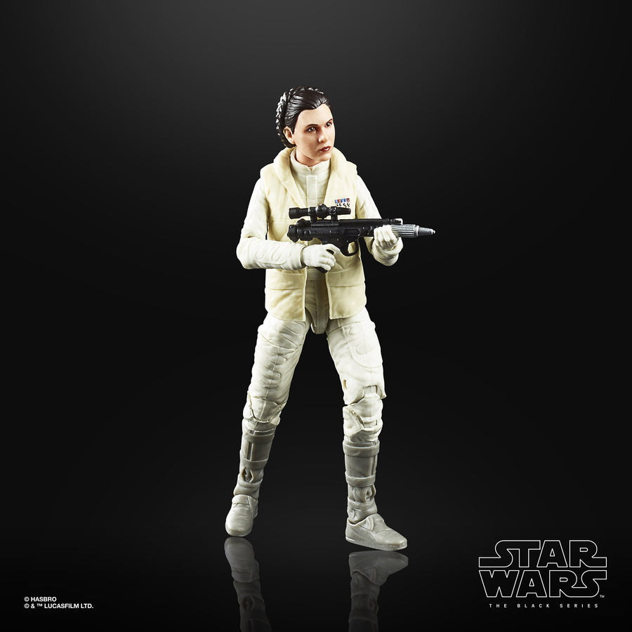 Star Wars The Black Series Princess Leia Organa (Hoth) Figure
