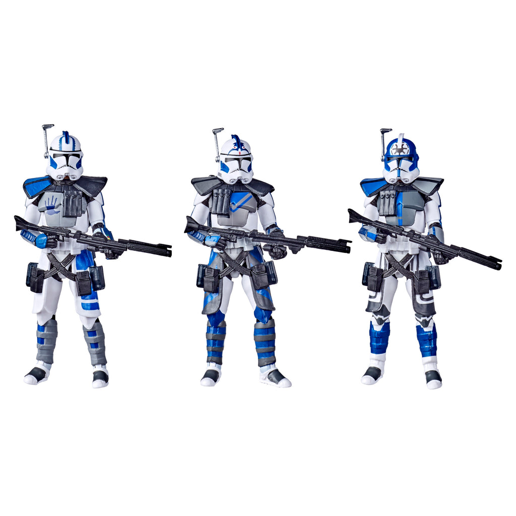 Star Wars The Vintage Collection Star Wars: The Clone Wars 501st Legion ARC Troopers