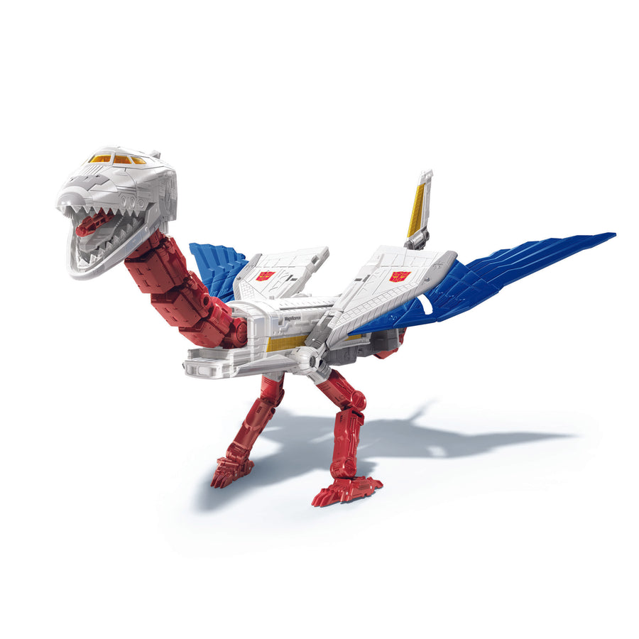 Transformers Generations War for Cybertron Earthrise Leader WFC-E24 Sky Lynx Bird Mode