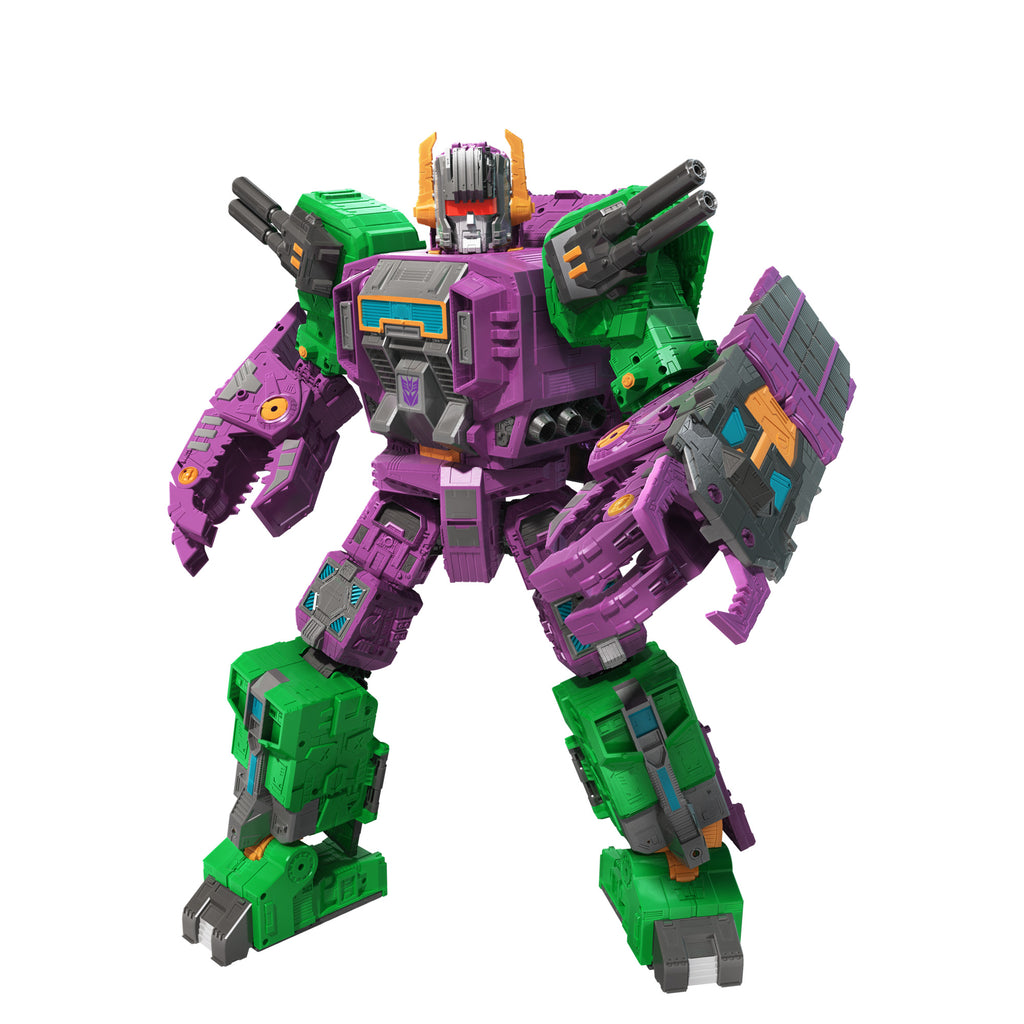 Transformers Generations War for Cybertron Earthrise Titan WFC-E25 Scorponok Robot Mode