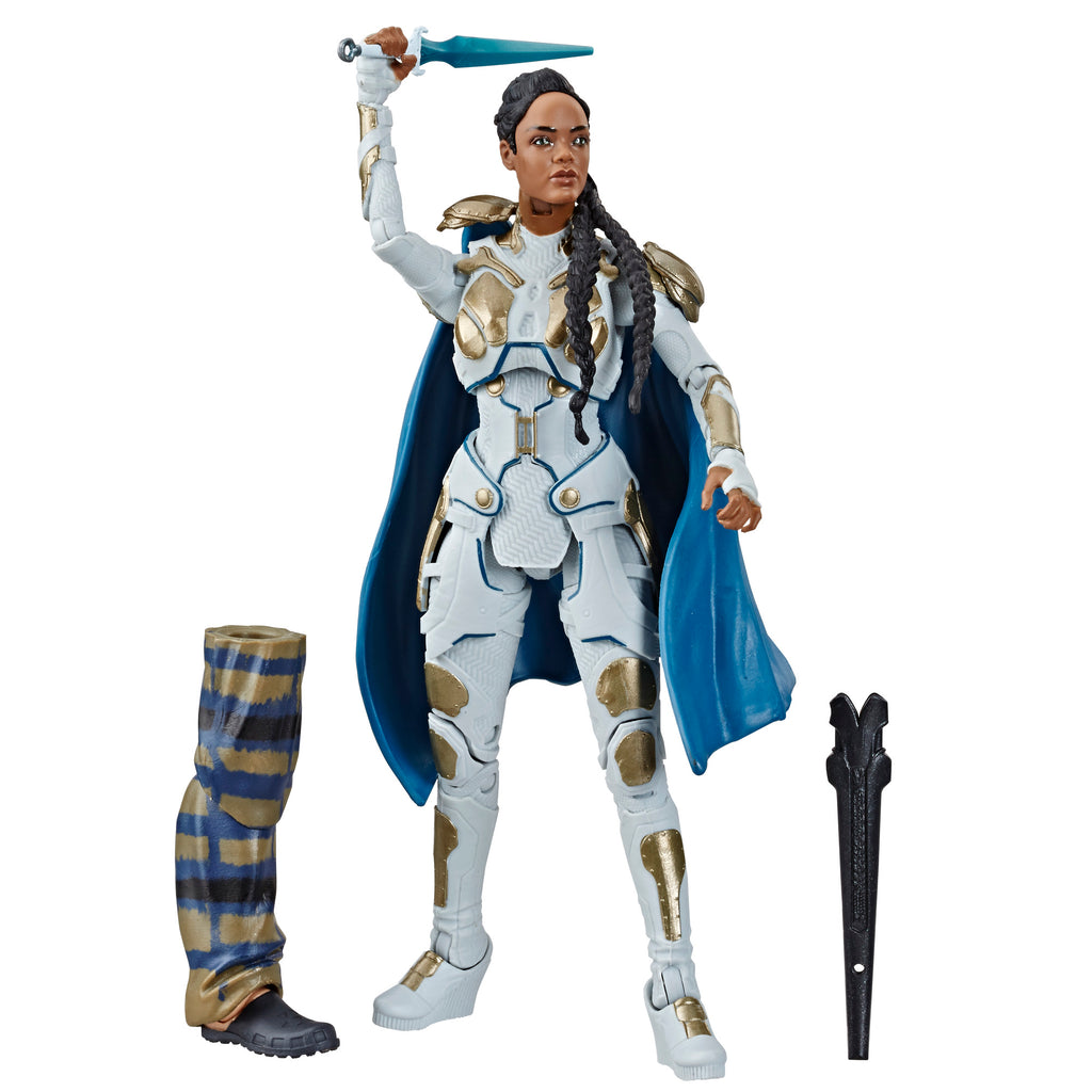 Marvel Legends Series Avengers: Endgame Valkyrie Figure and Accessories