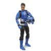 Power Rangers Lightning Collection Beast Morphers Blue Ranger Figure Without Helmet