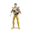 Power Rangers Lightning Collection Dino Charge Gold Ranger Figure Without Helmet