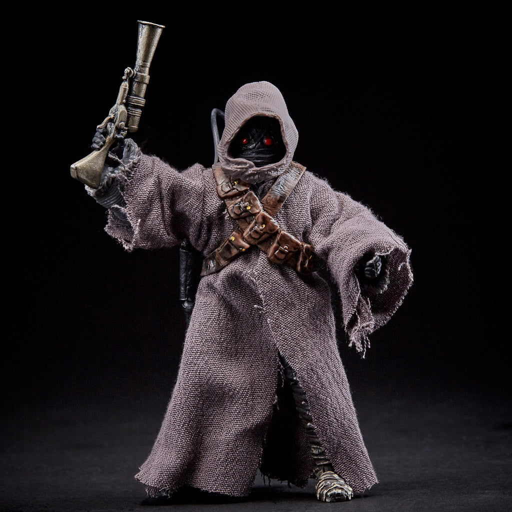 Offworld Jawa Star Wars The Black Series - IN STOCK Wave 22