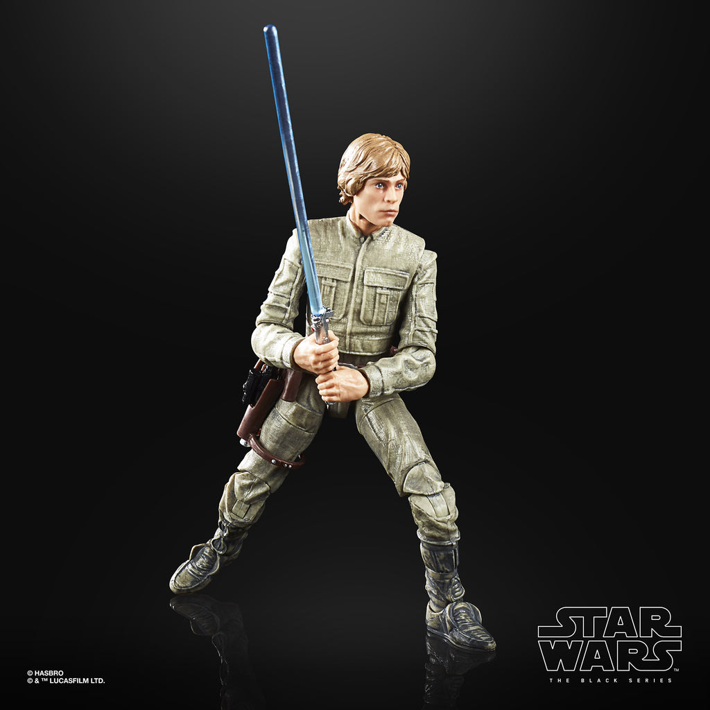 Star Wars The Black Series Luke Skywalker (Bespin) Figure