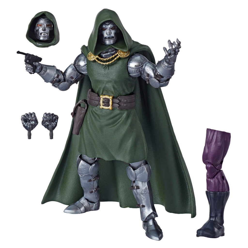 Marvel Legends Series Fantastic Four Doctor Doom Figure