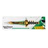 Power Rangers Lightning Collection Mighty Morphin Green Dragon Dagger Packaging