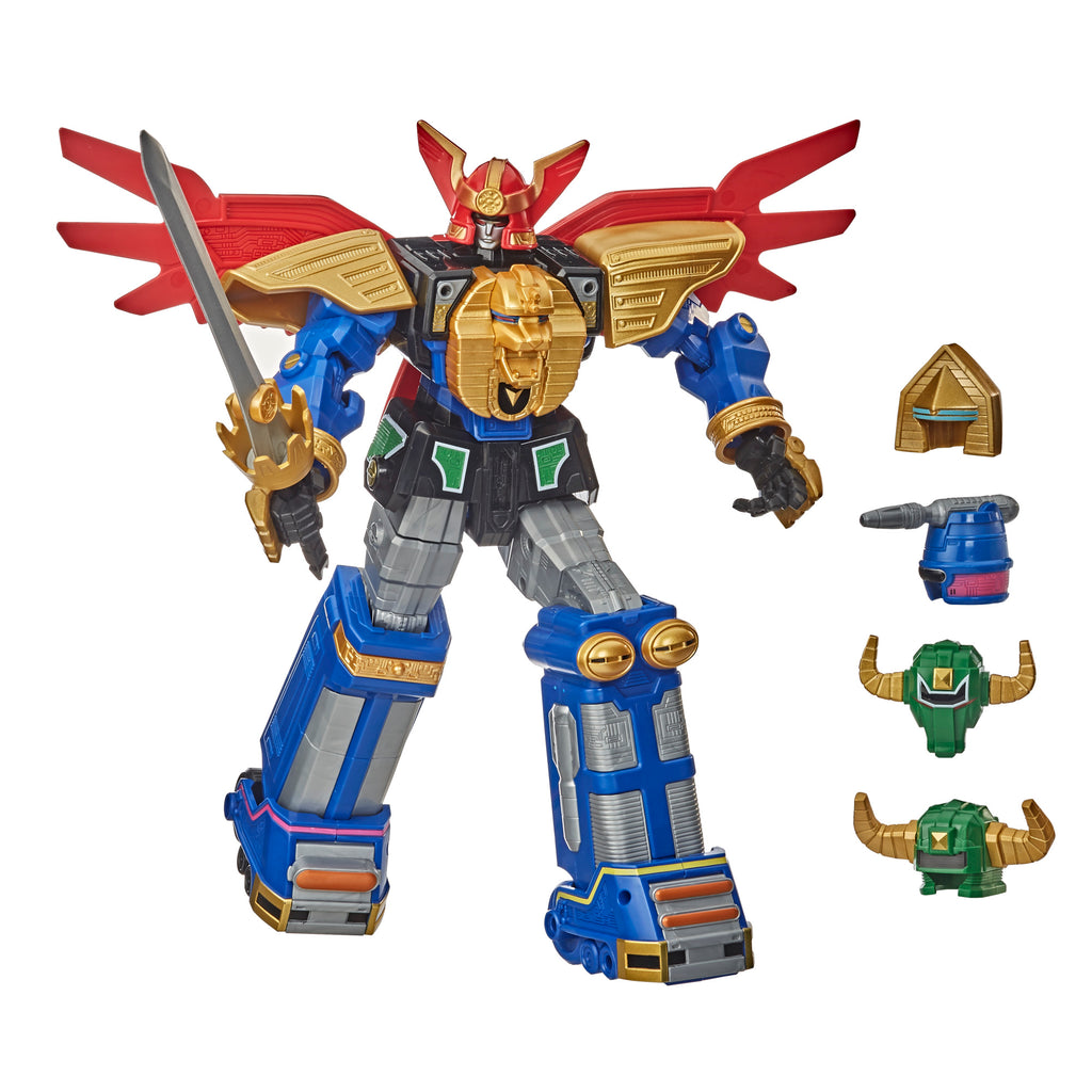 Power Rangers Zeo Megazord Action Figure