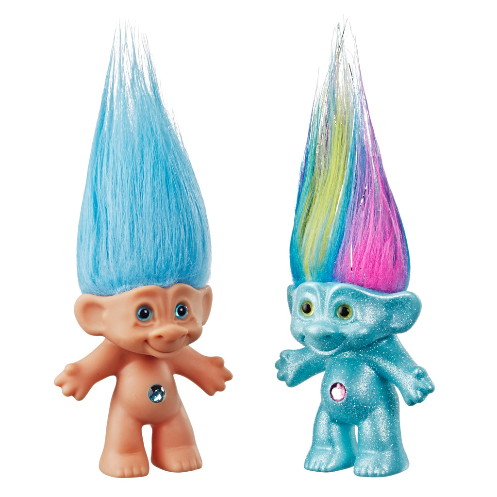 DreamWorks Trolls Classic Good Luck Trolls Double Pack