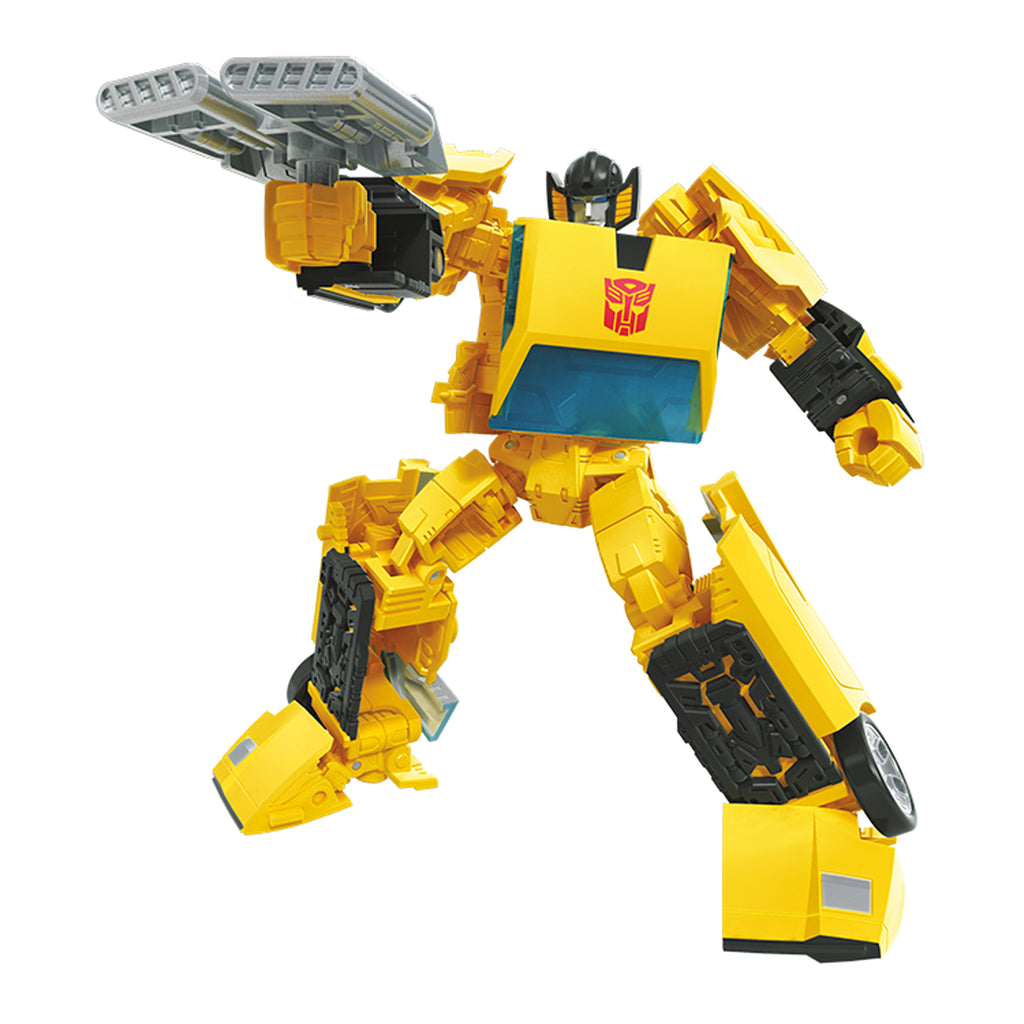 Transformers Generations War for Cybertron Deluxe WFC-E36 Sunstreaker
