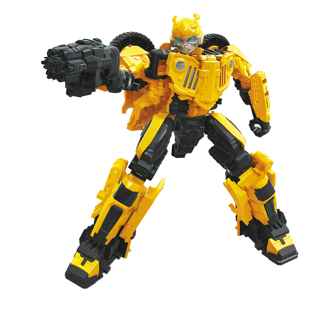Transformers Studio Series Deluxe Class Offroad Bumblebee Action Figure