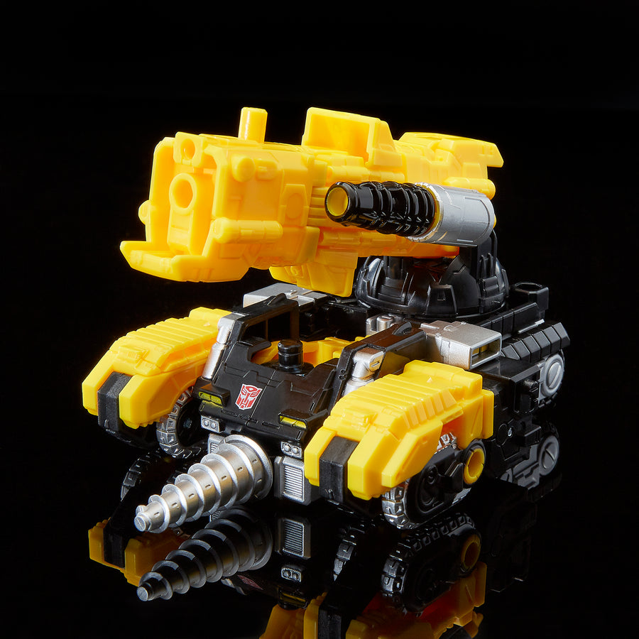 Transformers Generations Selects Deluxe WFC-GS08 Powerdasher Zetar Vehicle Mode