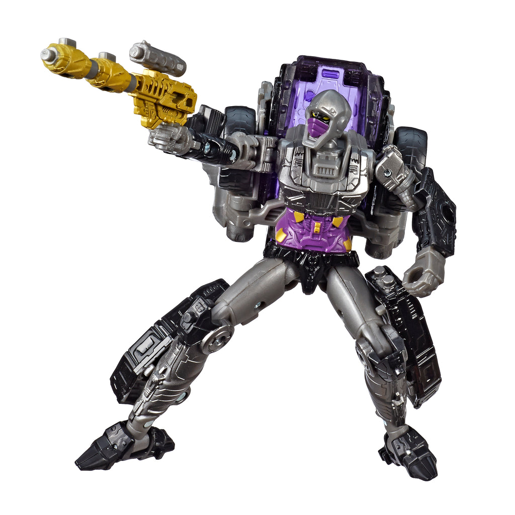 Transformers Generations Selects Deluxe WFC-GS07 Nightbird robot Mode
