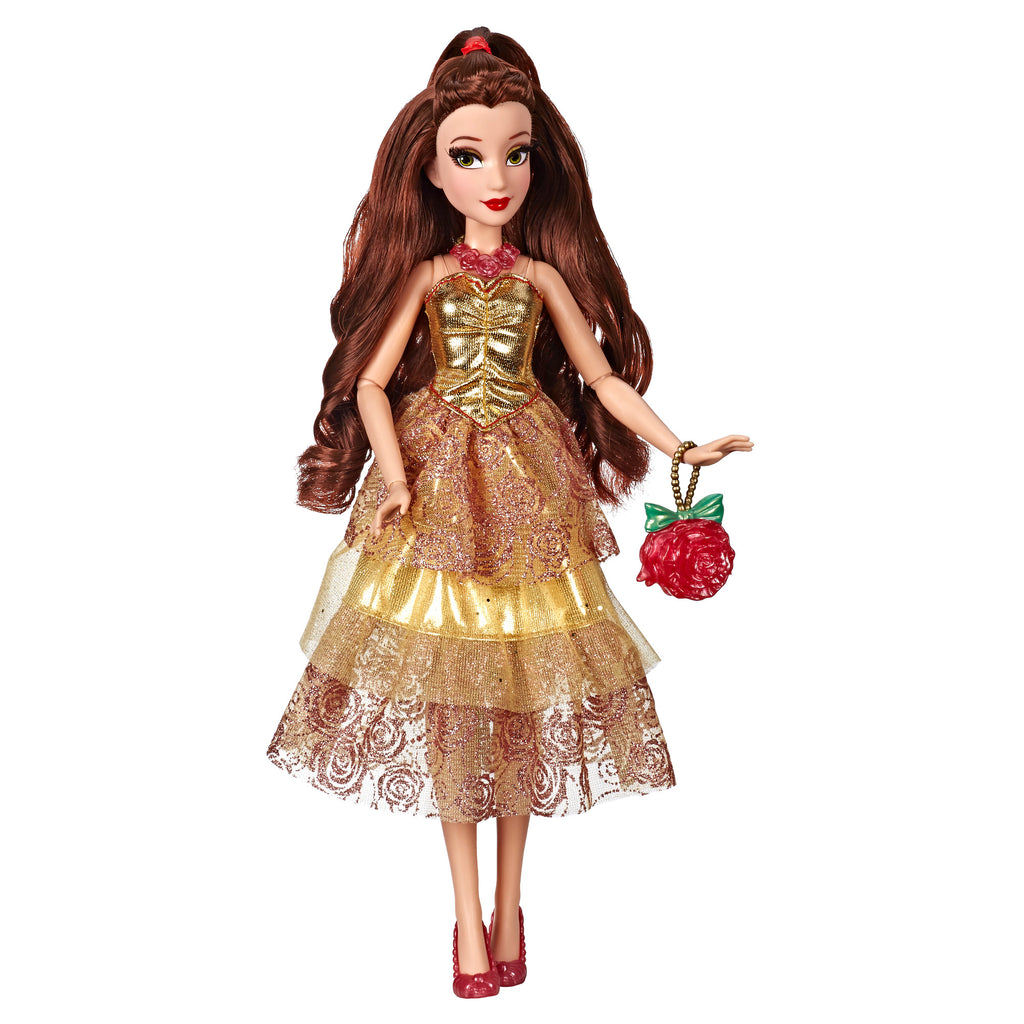 Disney Princess Style Series Belle Doll Figure