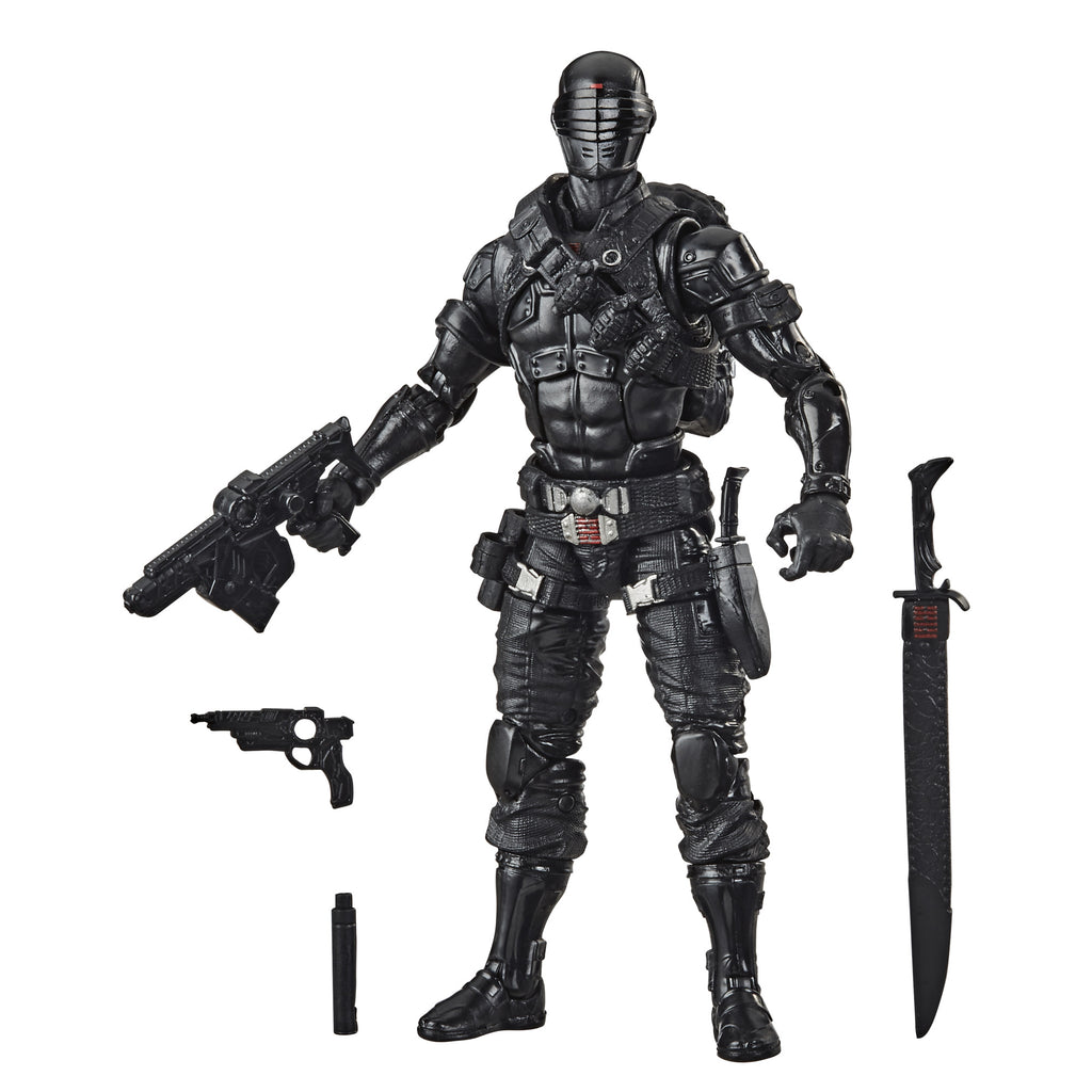 G.I Joe Classified Series Snake Eyes Deluxe Figure Hasbro Pulse Exclusive