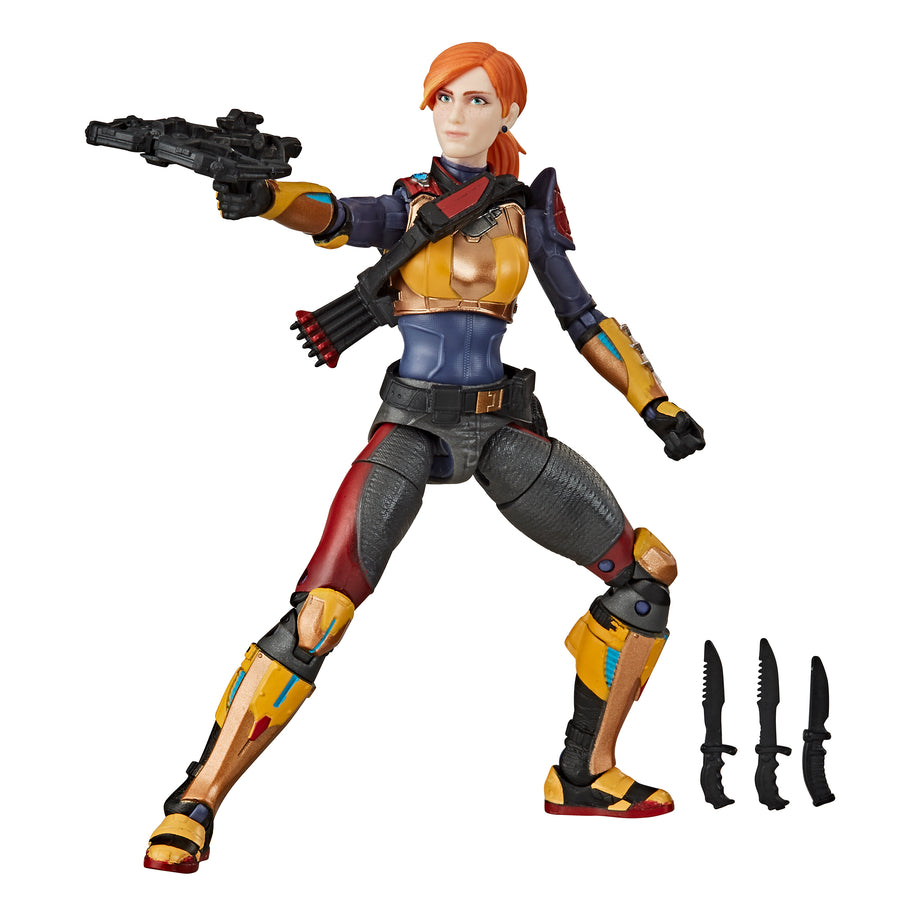 G.I. Joe Classified Series Scarlett Action Figure