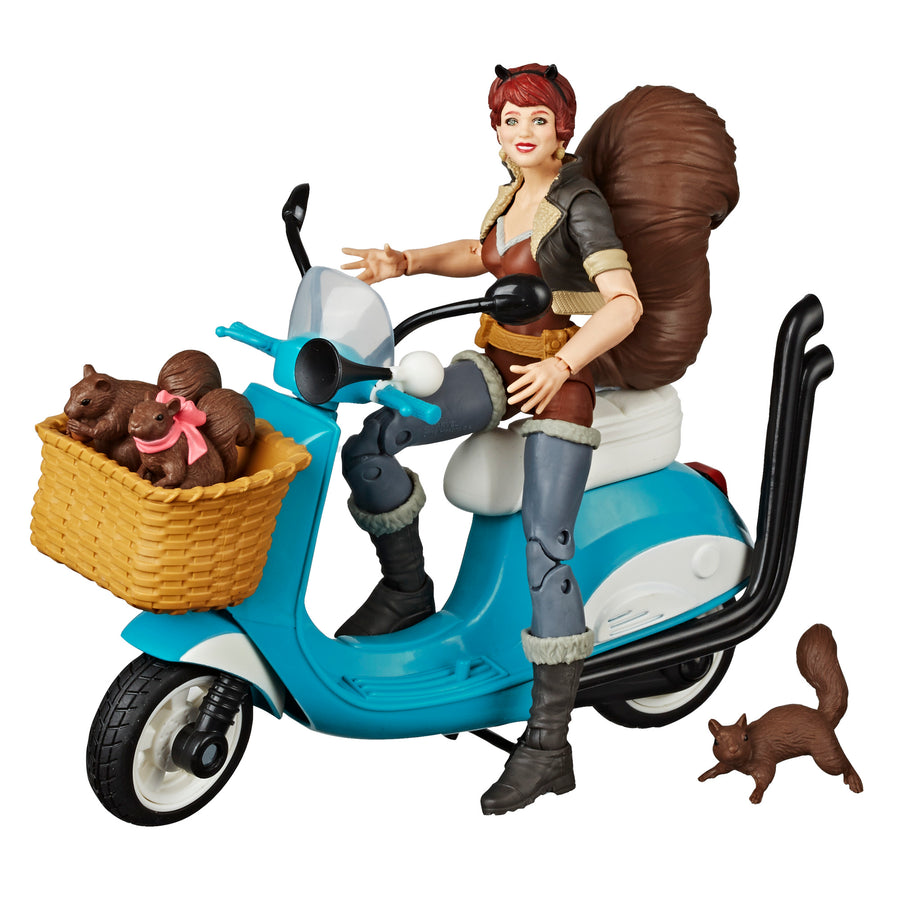 Marvel Legends Unbeatable Squirrel Girl